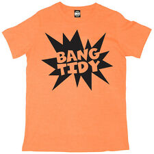 BANG TIDY MENS KEITH LEMON CELEBRITY JUICE PRINTED T-SHIRT