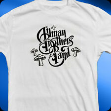 Allman Brothers Band 2 Concert Poster Tour tee t-shirt