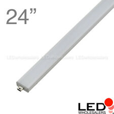 "24"" Linkable Low Profile LED Rigid Strip for Display Case + Under Cabinet Light"