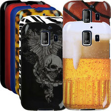 Design Cell Phone Hard Protector Case Cover for Huawei Fusion 2 U8665 AT&T