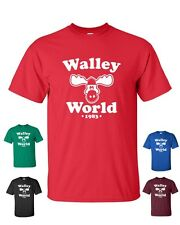 Wally World National Lampoons Movie Vacation Griswold Family Tee Shirt 272