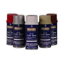 Meltonian Nu-Life Color Spray Leather Plastic Vinyl Paint/Dye 4.5 oz- All Colors