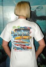 T-Shirt 2013 Thunder on the Gulf - White