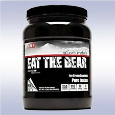 EAT THE BEAR PURE WHEY ISOLATE PROTEIN (2 LB / 30 SVGS) powder post-workout etb