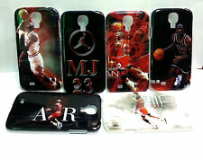 MICHAEL JORDAN iPHONE 5 SAMSUNG GALAXY S4 S3 CELL PHONE CASE MJ 23 BULLS NBA