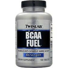 TWINLAB BCAA Fuel 180 tabs better quality buy 1 - 2 or 3 items save more