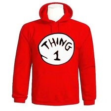 DR. SEUSS THING 1 2 3 4 5 6 Youth/Adult Sweatshirt THING Hoodie