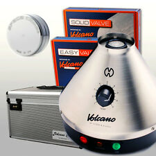 NEW Volcano Vaporizer Classic w/ Easy or Solid Valve + CARRY CASE + Space Case