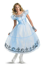 Womens Adult Alice in Wonderland Halloween Costumes