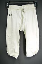 Under Armour Youth Football Practice Pants White YSM (pre owned)