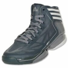 NEW Youth Sz 5 ADIDAS Adizero Crazy Light 2 Grey Basketball Shoes Sneakers Boys