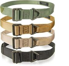 RIGGER'S / RESCUE / EMERGENCY 'CQB' BELT BY BLACKHAWK - MILITARY. SECURITY, PARA