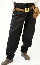 Medieval/LARP/Re enactment/Viking/Cosplay DELUXE drawstring TROUSERS-Pants