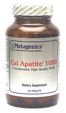 Metagenics Cal Apatite 1000 - 90/180 Tablets Professional Supplement Center