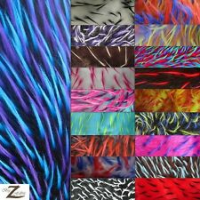 """SPIKE SHAGGY FAUX FUR FABRIC - 25 Colors - LONG PILE FUR 36""""X60"""" WIDTH SOLD BTY"""