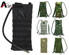 Tactical Molle 2.5L Hydration Water Reservoir Pouch Bag Backpack