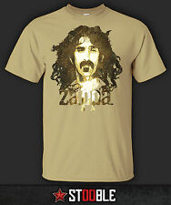 Frank Zappa T-Shirt - New - Direct from Manufacturer