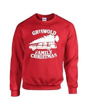Griswold Family Christmas Vacation National Lampoon Movie Unisex SWEATSHIRT 588