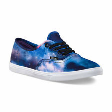 Vans Authentic Lo Pro Cosmic Galaxy Blue Womens shoe classic Trainers All Sizes