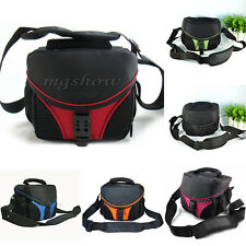 Camera Bag Case DSLR SLR Camera / Camcorder For Nikon Sony Canon Pentax Fuji