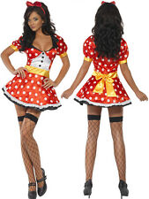 Fever Miss Mouse Fancy Dress Costume