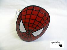 MARVEL THE AMAZING SPIDERMAN FACE/ MASK BUCKLE WITH FREE BELT *BRAND NEW*