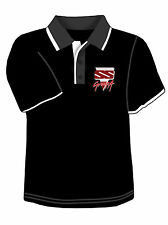 VN SS Group A Commodore Badge   MENS POLO SHIRT  All sizes