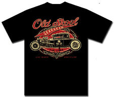 GearHead Speed Shop Vintage hot rod car old school T-shirt garage shirt Mens NEW