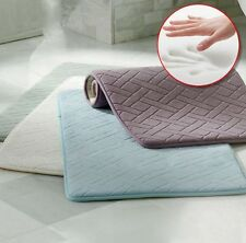 Memory foam bath mat Thickening (2cm)/ On the back of the natural latex non-slip
