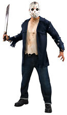 Deluxe Jason Voorhees adult costume