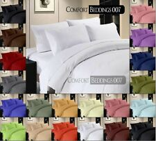 1000TC Baap Comfort Soft Sheet Set Collection in All new 10 Colors 100%Cotton