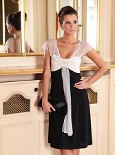 Long Party Evening Formal Ladies Womens Wedding Prom Knee Maxi Dress Size 8 - 22