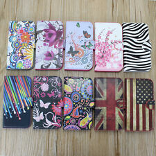 Cute For Samsung Galaxy S3 SIII i9300 Flip Leather Wallet Pouch Stand Case Cover