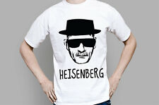 Breaking bad Heisenberg t shirt Mens tshirt unisex tee NEW