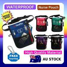 Nurse Pouch Waist Bag Wallet Quick Pick Extra Pocket +FREE Keyring +FREE Post