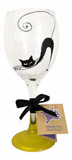 Cat Wine Glass, Great Gifts For Cat People