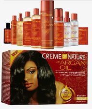 MOROCCAN ARGAN OIL HAIR CARE PRODUCT BY CREME OF NATURE