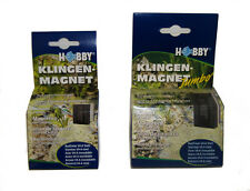 MAGENTIC GLASS CLEANER for AQUARIUMS - Regular or Large size - by HOBBY