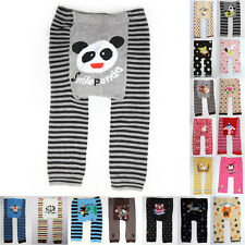 Toddle Baby Child girls Boys Kids Legging Tights skinny pants trousers 1~3 years