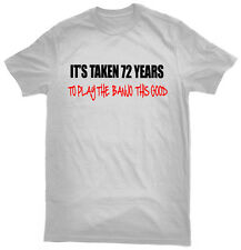 It's Taken 72 Years To Play The Banjo This Good T-Shirt, 72nd birthday gift