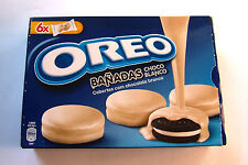 Oreo ORIGINAL - DOUBLE - Mini OREO - MILK & WHITE CHOCOLATE COVERED - SNACKS