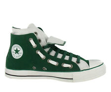 Converse Ct A/s Double Upper Hi Mens Shoes Green/white Size