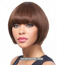 IT'S A WIG 100% HUMAN HAIR REMI EROS BOB STYLE WIG LUXURIOUS REMI HAIR WIG SHORT