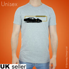 MFP Pursuit Special T-shirt V8 Interceptor Car Tshirt Movie Film Classic Tee