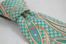 Mens Verse 9 7 Fold Big Knot Neck Tie Wedding Formal Prom Paisley Houndstooth