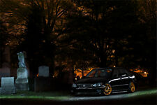 Lexus IS300 Altezza on VOLK Graveyard HD Poster Print  multiple sizes available