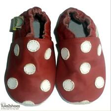 Tula2shoes Soft Leather Baby Girls/Boys/Toddlers Shoes 0-6,6-12,12-18,18-24 mths