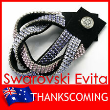 SWAROVSKI Evita Bracelet Crystal 2058 Chic Elegant Charm Authentic Genuine