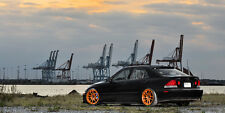 Lexus IS300 Altezza on VOLK Wheels HD Poster Print  multiple sizes available