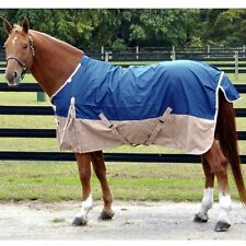 HORSE RAIN SHEET Turnout  SUPERIOR QUALITY WATERPROOF  BLUE FRS